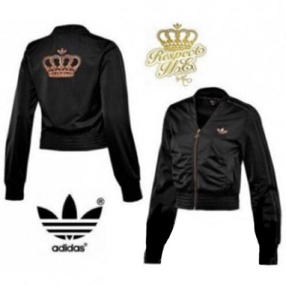 Adidas Gold Crown Respect Me Jacket, XL